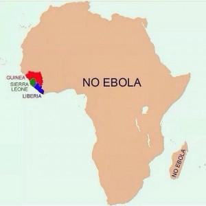 Ingen Ebola